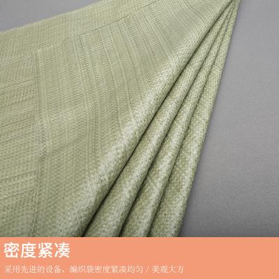 Bao dệt Xám vừa dày túi dệt da rắn túi hậu cần gói nhanh túi xây dựng bao bì rác nhựa dệt túi sản xu