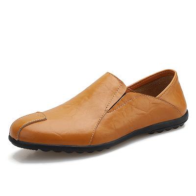 Giày FuJian Giày nam Amazon giày cỡ lớn cho nam mùa xuân và mùa thu Giày thông thường Giày nam bằng