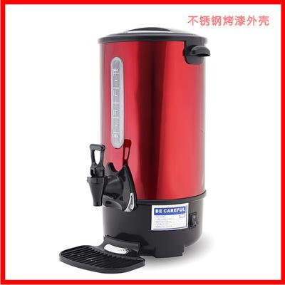 Thiết bị nhiệt điện Ole Kang hai lớp nước nóng điện xô trà sữa thùng công suất lớn nước sôi nhiệt độ