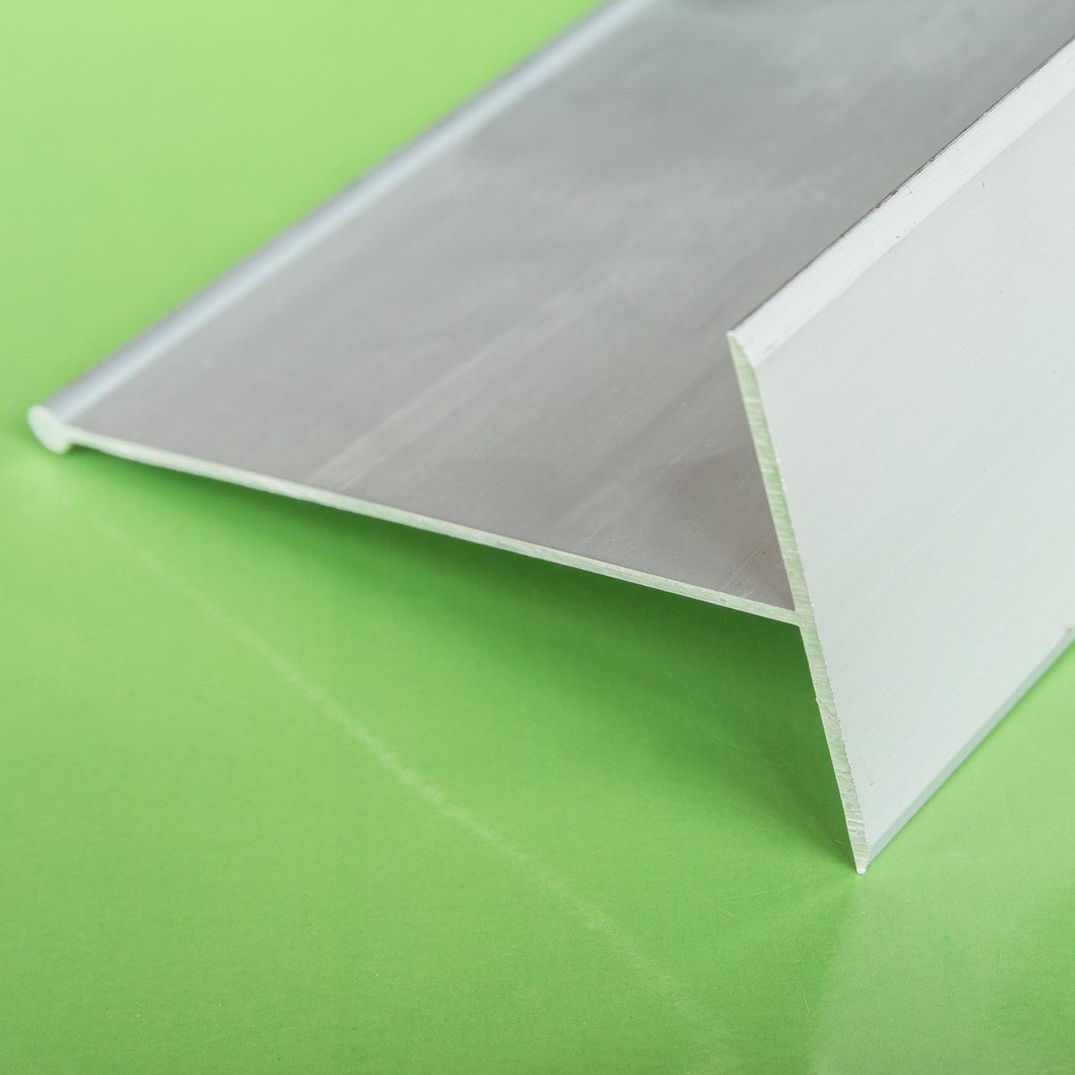 JQ NLSX Nhôm Phòng sạch hợp kim nhôm nhà máy trần trực tiếp keel nhôm hồ sơ 8550T từ nhôm màu thép t