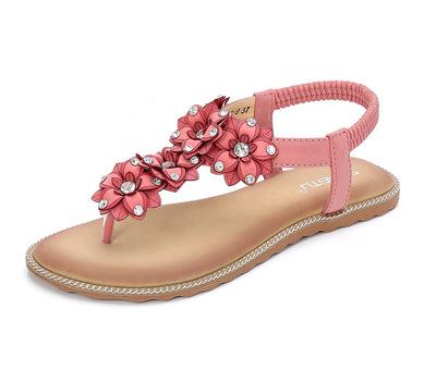 Thị trường giày nữ Dép nữ 2019 mới của Bohemia tập trung vào giày nữ ngoại thương cỡ lớn hỗ trợ thế