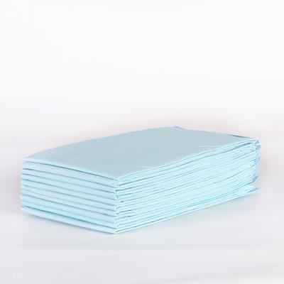 Tấm lót chống thấm Nhà máy bán buôn pad chăm sóc người lớn giấy cũ nước tiểu pad nước tiểu pad 60 *