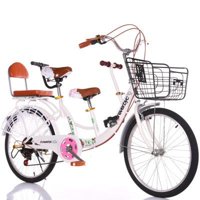 Xe đạp đa chức năng cho cả nhà .