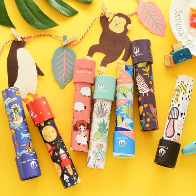 Đồ chơi sáng tạo Mẫu đồ chơi sáng tạo tùy chỉnh bán buôn phim hoạt hình kính vạn hoa đồ chơi giáo dụ