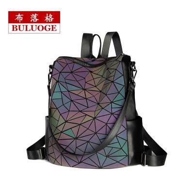 VaLi hành lý Mới dây kéo không thấm nước túi xách Lingge thời trang trung tính Nhật Bản và Hàn Quốc