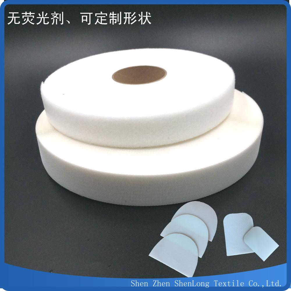 SHENLONG Khoá dán Baby bib bib nylon nylon lock lock vải Siêu mỏng mềm không huỳnh quang bé Velcro