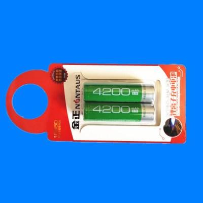 Pin Lithium-ion Jinzheng head 18650 pin lithium 5800 mAh 3.7V đèn pin sạc pin pin đèn pha pin lithiu