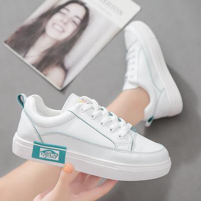 Giày Sneaker / Giày trượt ván Giày trắng nữ nhỏ mùa thu 2019 mới dành cho nữ giày thể thao nữ phiên