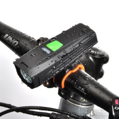Đèn pha chiếu sáng LED dành cho xe đạp leo núi .