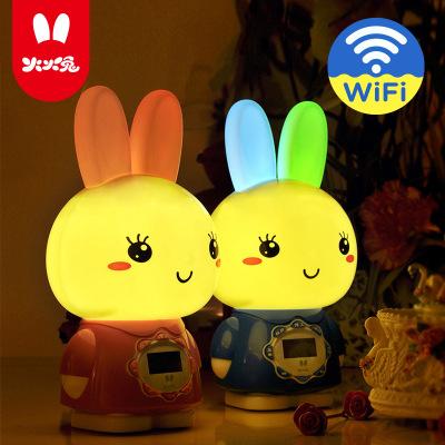 Máy học ngoại ngữ Một con thỏ Li Luohuo huo G7 WIFI trẻ giáo dục sớm câu chuyện máy học thông minh c