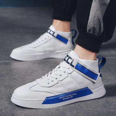 Giày Sneaker / Giày trượt ván Giày nam aj1 air Force one giày nam 2019 mới Học sinh Hàn Quốc Giày th