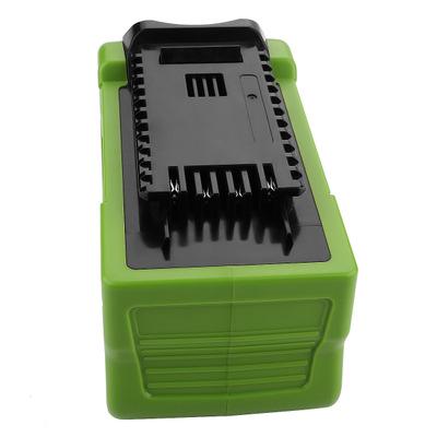 Pin Lithium-ion  Greebo 40V pin sạc pin đẩy tay máy cắt cỏ 19 inch máy cắt cỏ thay thế nhà sản xuất