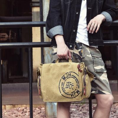 Túi xách nam đeo chéo kiểu thông thường của Hàn Quốc