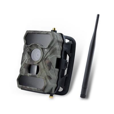 Camera giám sát Camera săn bắn ngoài trời Giám sát 3G gửi IIP66 hỗ trợ chống nước Menu cài đặt ràng