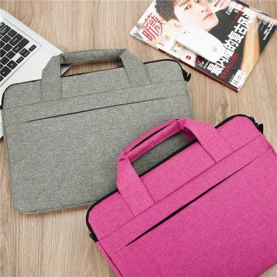 Túi đựng máy vi tính Qingxi máy tính xách tay túi máy tính xách tay nam và nữ vali lót túi mỏng phần