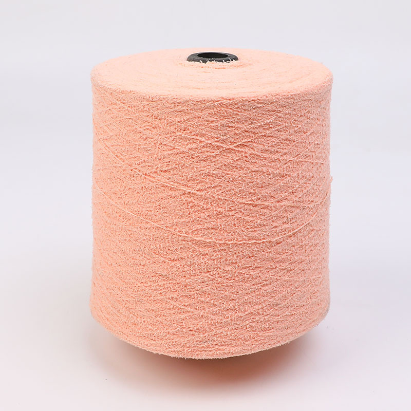 SIQI Sợi Fancy 18 sợi polyester hai mặt ưa thích nhà máy cung cấp trực tiếp