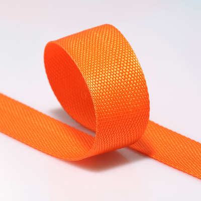 thắt dây  chính đẩy băng polypropylen pp hộp màu nylon dệt dây đeo vai dây đeo xe có thể được cắt