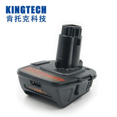 Pin Lithium-ion Pin chuyển đổi pin lithium DCA1820 DC1820 DCB200 18V 20V DC9096 18V