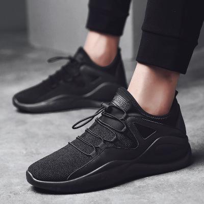 Giày FuJian [1 giao hàng gấp đôi + vận chuyển] Giày lưới mùa thu 2019 thoáng khí cho nam mới
