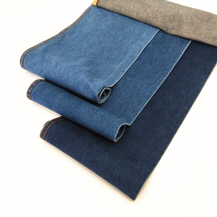 TONGJUXIANG Vải Jean 32 đôi denim cotton 9,5OZ chiều rộng 150cm twill denim đặc biệt cho ngành hóa d