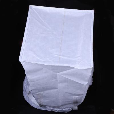 Bao dệt Nhà máy trực tiếp bảo vệ môi trường túi container PP tấn Túi tùy chỉnh thức ăn dệt túi Túi T