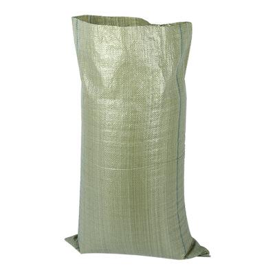 Bao dệt Nguồn lớn nhà máy màu xám tiêu chuẩn túi nhựa dệt bán buôn túi da rắn túi nhựa thể hiện hậu