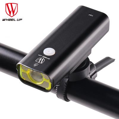 Đèn xe Bánh xe lên đèn xe đạp đèn pha đèn pin chói sạc xe đạp leo núi chiếu sáng phụ kiện thiết bị c