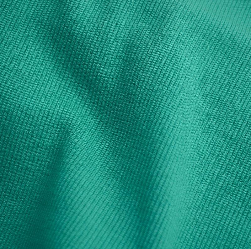 HUFENG Vải Rib bo Bán hot 32 cotton 2 * 2 sườn vải viền cổ áo vải sườn cotton dệt kim sợi chỉ