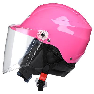 Mũ bảo hiểm xe đạp Bán buôn đi xe đạp mũ bảo hiểm điện mũ bảo hiểm mũ cứng mũ unisex mùa thu và mùa