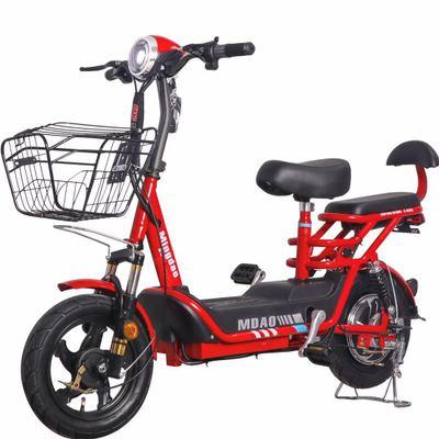 xe đạp điện dành cho người lớn .