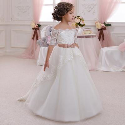 Trang phục dạ hôi trẻ em Amazon AliExpress Châu Âu và Hoa Kỳ quần áo trẻ em thương mại nước ngoài th