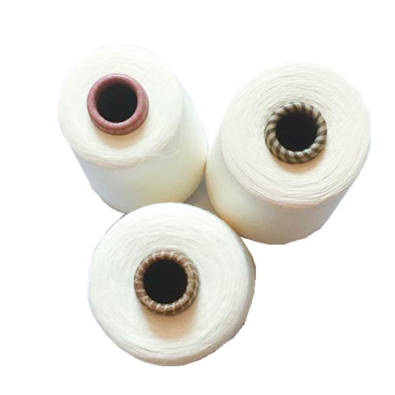 HONGLIN Sợi pha , sợi tổng hợp Các nhà sản xuất sản xuất sợi áo len Ring-spun 60/40 sợi bông 21 miến