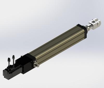 Mô-tơ Servo Di Yue GAM đặc biệt động cơ / hệ thống định vị servo / xi lanh điện servo