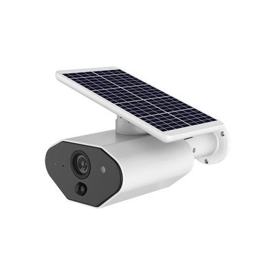 Camera giám sát Pin sạc năng lượng mặt trời camera giám sát ngoài trời không thấm nước HD nhìn đêm k