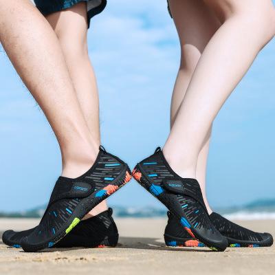 Giày đi bộ Baotou đôi bơi ngược dòng giày snorkeling giày trượt nước chống trượt nhanh khô nam và nữ