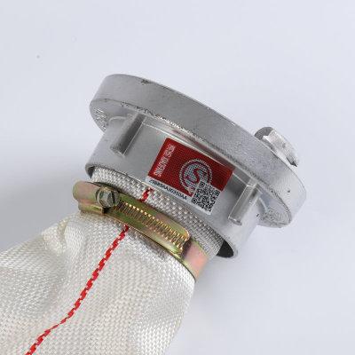 Vòi nước chữa cháy  Vòi chữa cháy áp suất cao Thiết bị chữa cháy GB 20-65-20 Vòi chữa cháy bằng poly