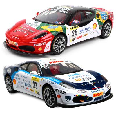 Mô hình xe Tong Li xe điều khiển từ xa Ferrari F430 phiên bản đặc biệt xe thể thao sạc đồ chơi trẻ e