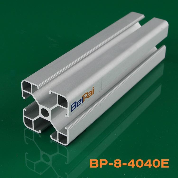 BEIPAI Vật liệu kim loại Nhôm hồ sơ 40E nhà máy tiêu chuẩn châu Âu bán hàng trực tiếp cung cấp dây c