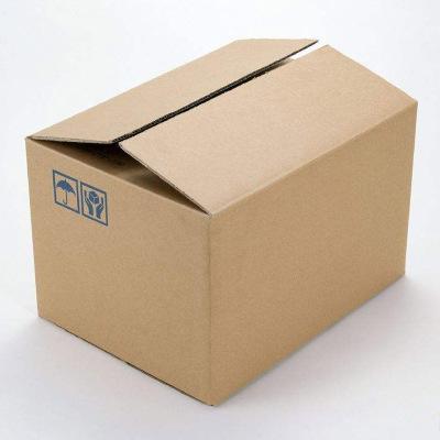 Thùng giấy Hộp thư ba lớp năm lớp hộp nhanh bán buôn mẫu tùy chỉnh