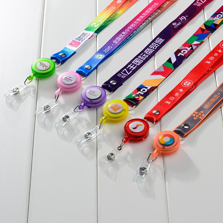 ZHONGJIA dây đeo Chuyển nhiệt ruy băng tùy chỉnh Cá tính sáng tạo căng dễ dàng khóa dây buộc Đa chức