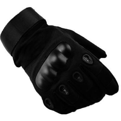 Găng tay chống cắt  Ngoài trời cưỡi găng tay đầy đủ chống trượt thể thao đào tạo chống trượt leo núi