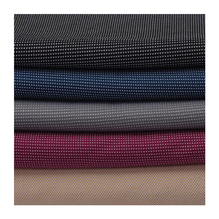 NLSX vải Vải từ tính vải vải polypropylen chức năng dệt kim vải đen hải quân xanh táo tàu đỏ 5: 1