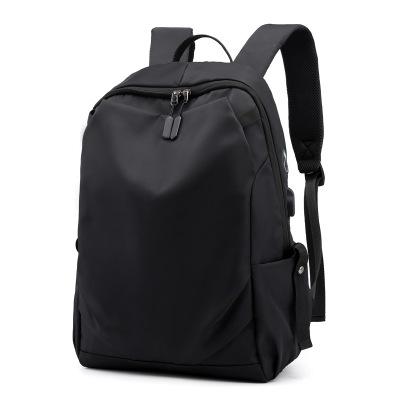 Túi đựng máy vi tính 2019 hot laptop đeo vai túi sinh viên nam kinh doanh bình thường du lịch ba lô