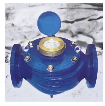 Amico Đồng hồ nước  Ameco LXSY-E vỏ sắt rôto chất lỏng đầy đủ đồng hồ nước lạnh 077DN80 DN100 DN125