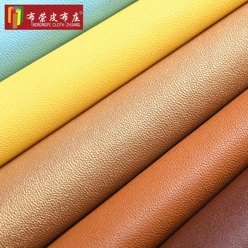 BURONGPI Da bò 141 mẫu cừu ghế ăn da cứng túi quần áo túi mềm vải pu nhân tạo da tổng hợp da may mặc