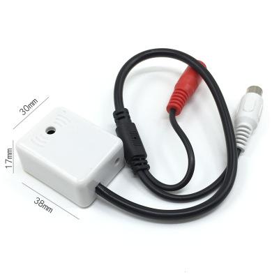 Thiết bị loa Moniter Giám sát phòng kiểm tra phổ cập Pickup Universal Pickup Sound Collector Liên lạ