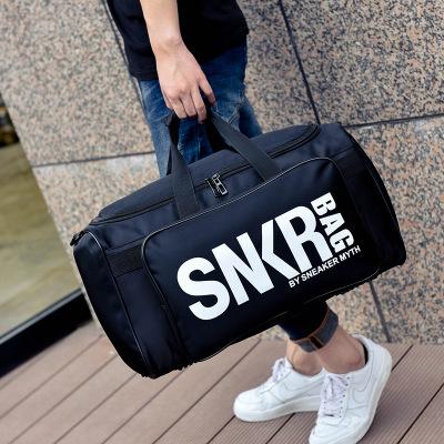 Túi xách du lịch Nhà máy trực tiếp SNKR giày thể thao đa chức năng lưu trữ túi du lịch thể thao túi