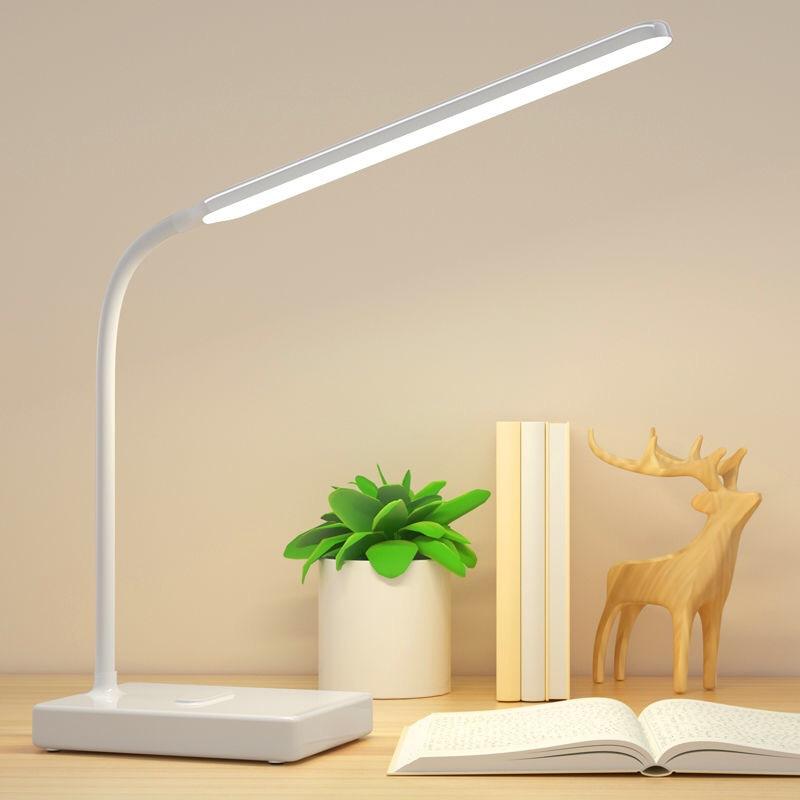 DIGAD Đèn điện, đèn sạc Nhà máy cảm ứng trực tiếp led sạc bàn đèn sinh viên đọc sách khách sạn USB b