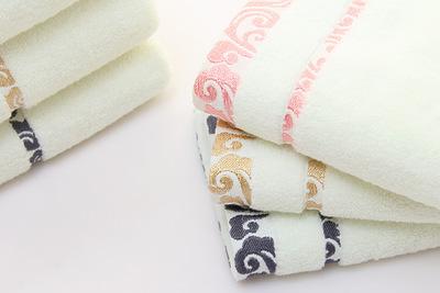 MUYAN Khăn lông Nhà máy Gaoyang trực tiếp bán buôn dày bông Xiangyun khăn quà tặng sáng tạo siêu thị