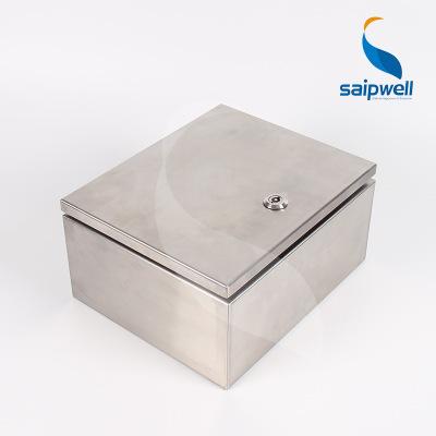 Hộp phân phối điện Bán hàng trực tiếp 304 hộp phân phối inox điều khiển điện tử / hộp phân phối thép